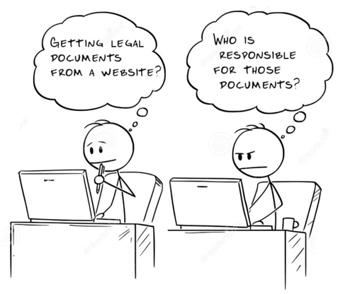 Building Docs online who is responsible