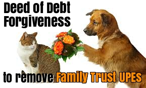 forgive Family Trust UPEs