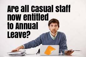 casual employee really permanent