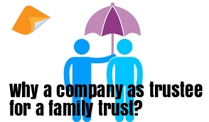 company as trustee of a family trust corporate trustee atf family trust