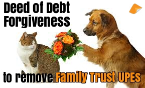 family trust deed family discretionary trust deed
