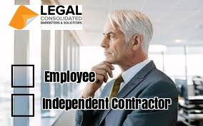 Employment Contracts independent contractors agreement avoid psi